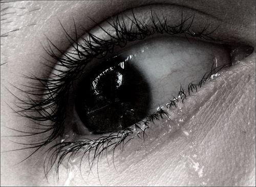 خلفيات عيون حزينة جدا 3