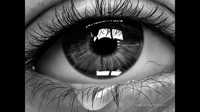 دموع العين 1