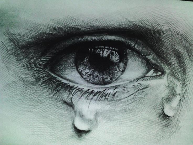 عيون حزينه قوي