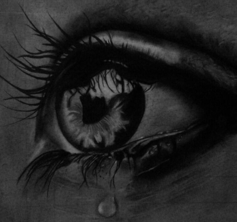 صور دموع العيون 1
