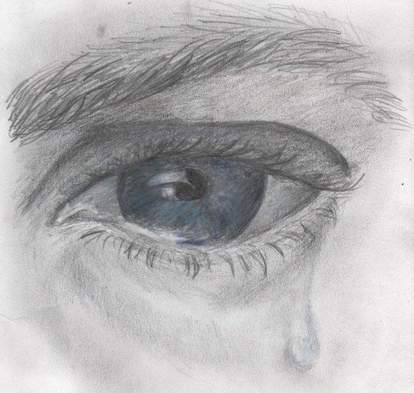 صور دموع العيون 3