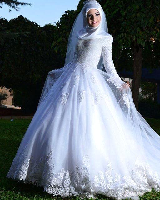 صور فساتين زفاف2021 1