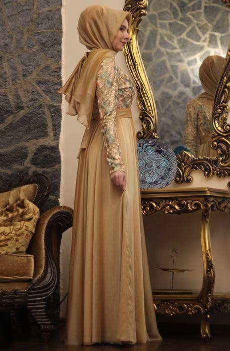 لبس محجبات جديد 2021 3