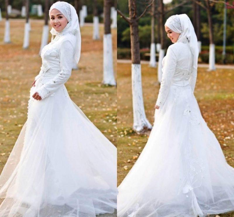 فساتين زفاف راقية جدا 2