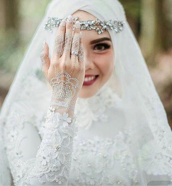 فساتين زفاف2021 3