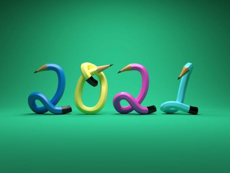 العام الجديد 2021 بالصور 1