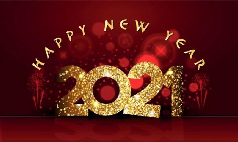 العام الجديد 2021 بالصور 2