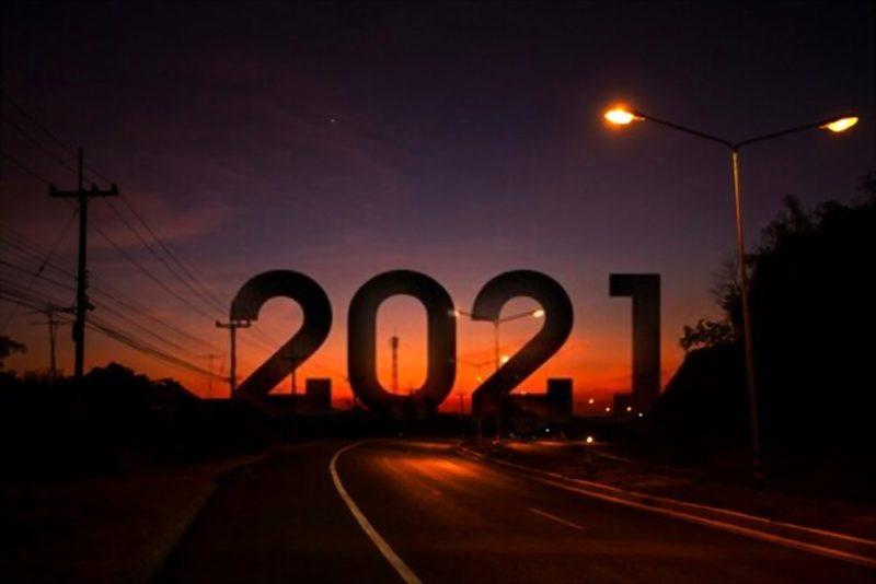 السنة الميلادية 2021 3