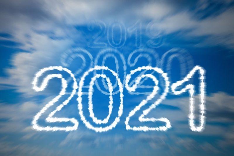 العام الجديد 2021 كل عام وانتم بخير 1