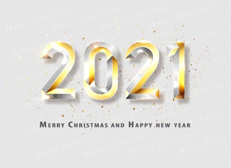 العام الجديد 2021 كل عام وانتم بخير 2