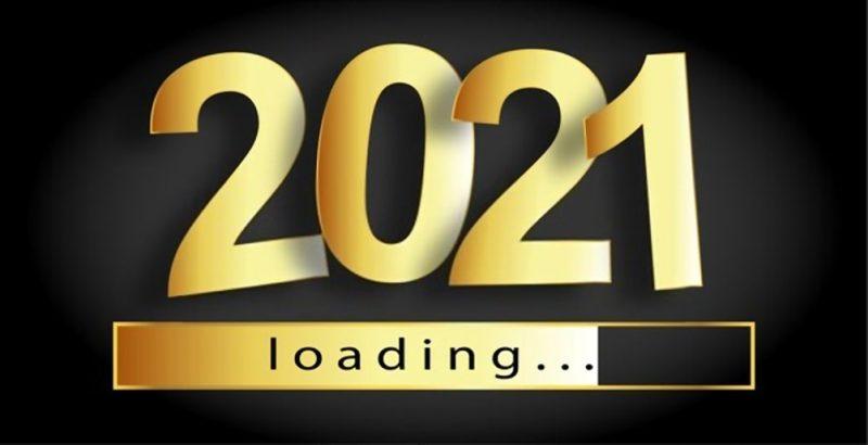 تهنئة بمناسبة العام الجديد 2021 3