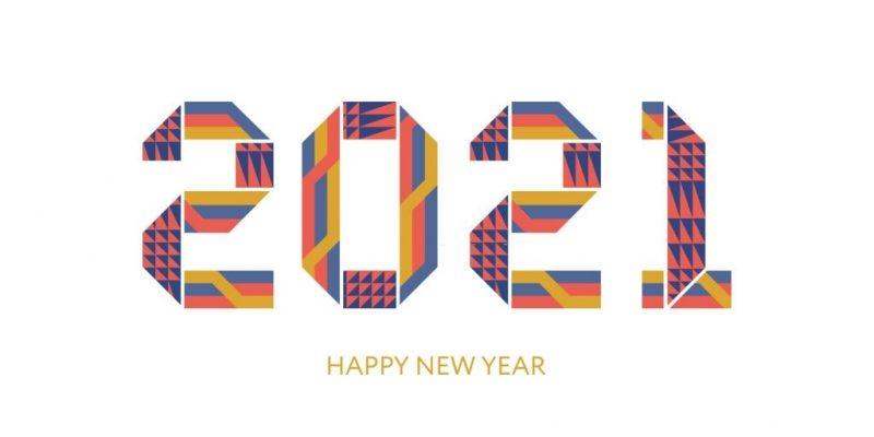 تهنئة 2021 العام الميلادي الجديد راس السنة الميلادية 1