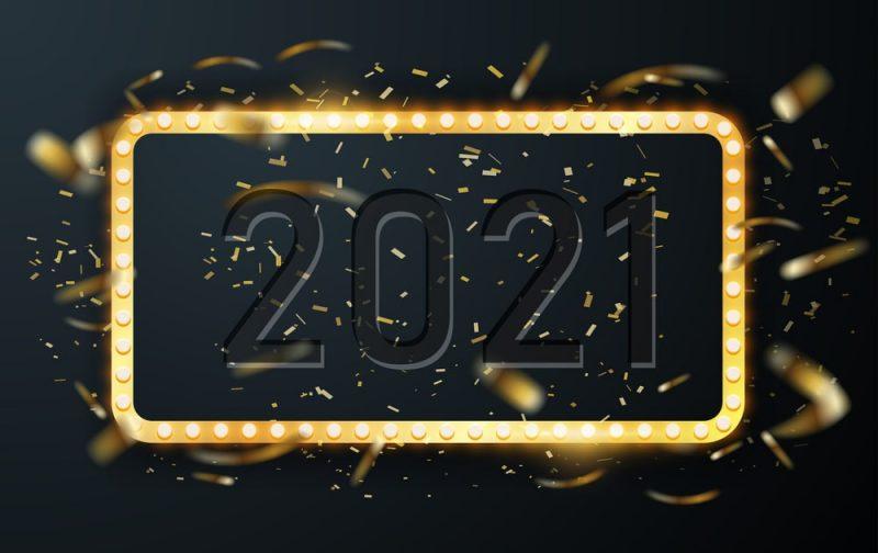 تهنئة 2021 العام الميلادي الجديد راس السنة الميلادية 10
