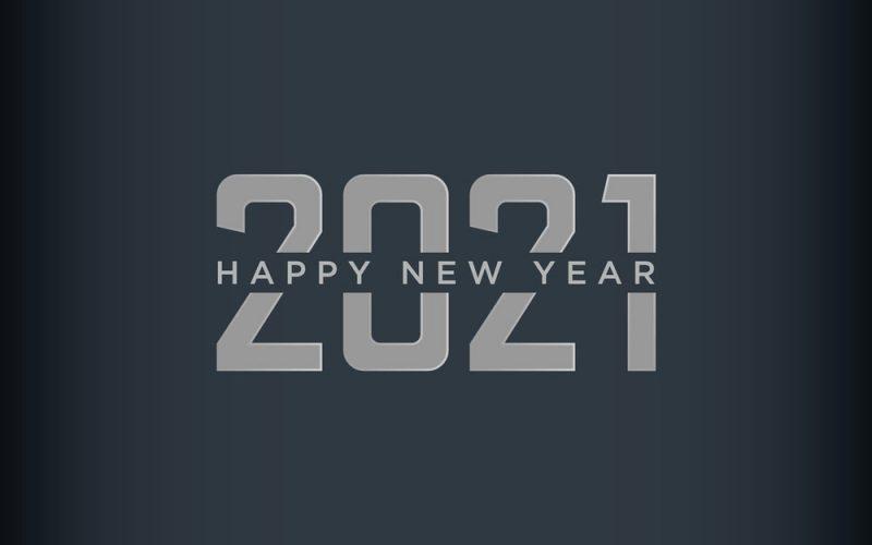 تهنئة 2021 العام الميلادي الجديد راس السنة الميلادية 11