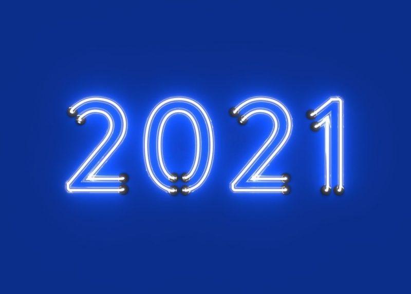 تهنئة 2021 العام الميلادي الجديد راس السنة الميلادية 16