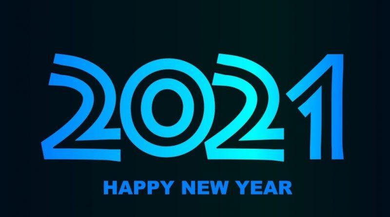 تهنئة 2021 العام الميلادي الجديد راس السنة الميلادية 18