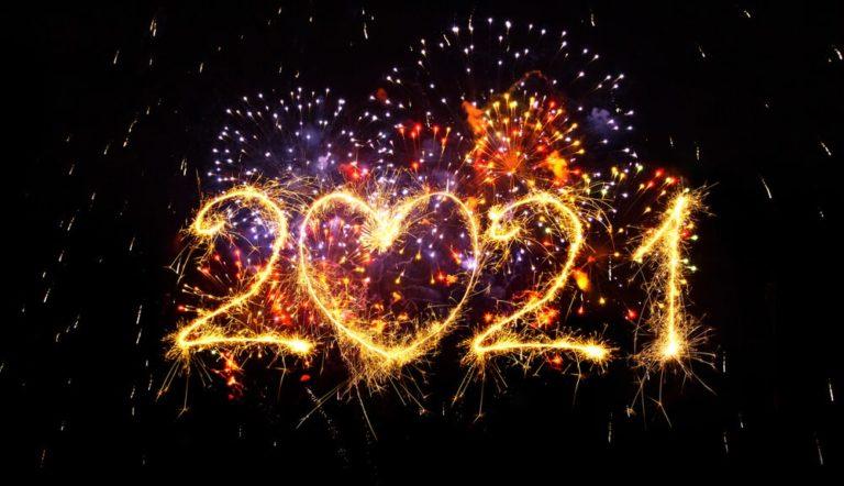 تهنئة 2021 العام الميلادي الجديد راس السنة الميلادية 2