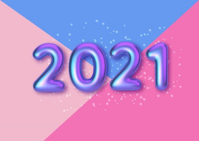 تهنئة 2021 العام الميلادي الجديد راس السنة الميلادية 22