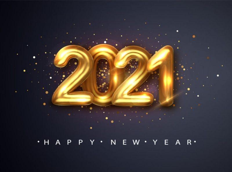 تهنئة 2021 العام الميلادي الجديد راس السنة الميلادية 23