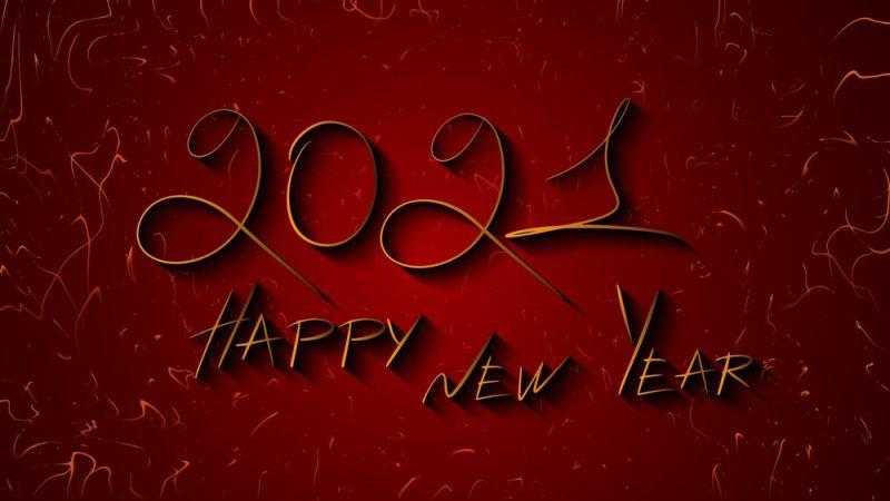 تهنئة 2021 العام الميلادي الجديد راس السنة الميلادية 24