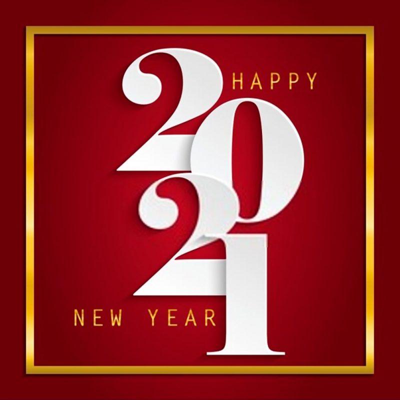 تهنئة 2021 العام الميلادي الجديد راس السنة الميلادية 25
