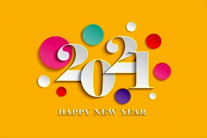 تهنئة 2021 العام الميلادي الجديد راس السنة الميلادية 26