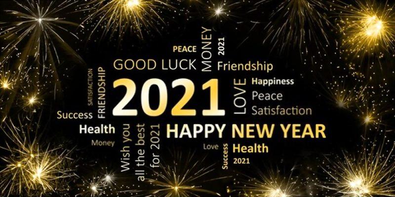 تهنئة 2021 العام الميلادي الجديد راس السنة الميلادية 29