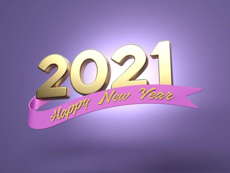 تهنئة 2021 العام الميلادي الجديد راس السنة الميلادية 3