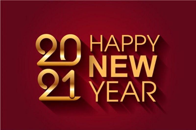 تهنئة 2021 العام الميلادي الجديد راس السنة الميلادية 31