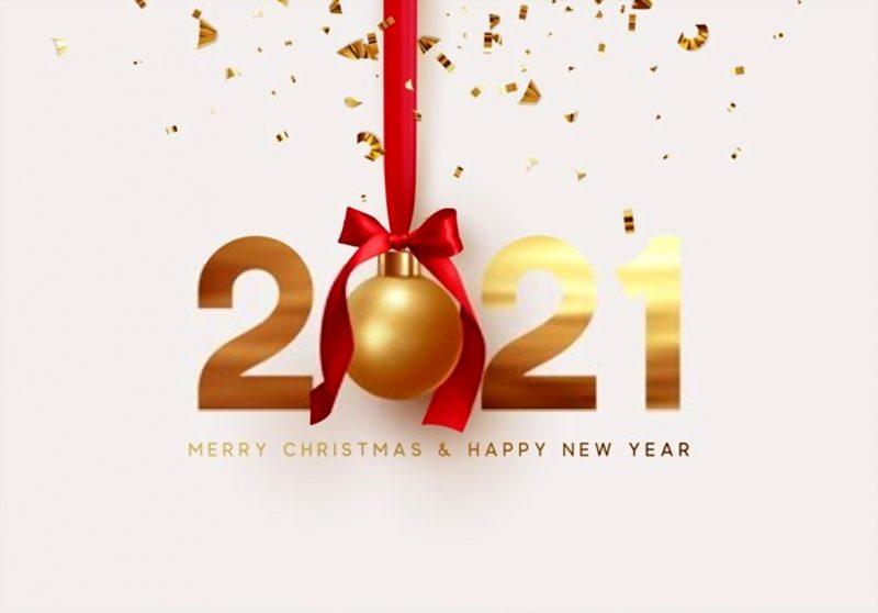 تهنئة 2021 العام الميلادي الجديد راس السنة الميلادية 5