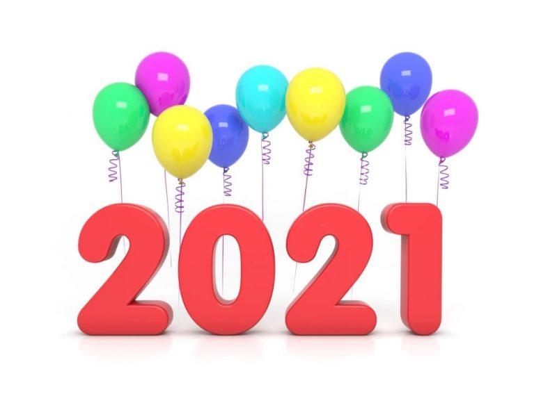 عام جديد 2021 1 1