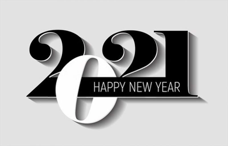 عام جديد 2021 2