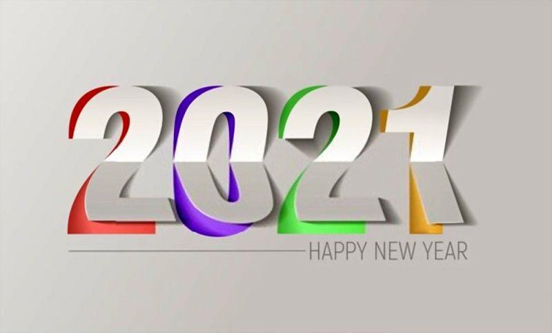 عام جديد 2021 3