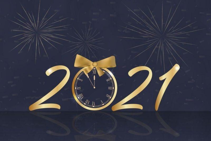 مكتوب عليها هابي نيو ير happy new year 2021 3