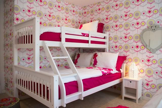 ديكورات غرف نوم اطفال بنات 2021 1