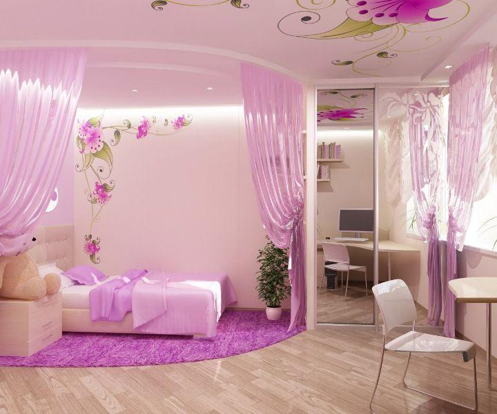 غرف نوم اطفال بنات 2021 2