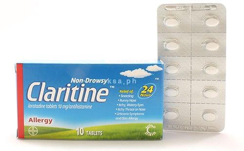 كلاريتين اقراص
