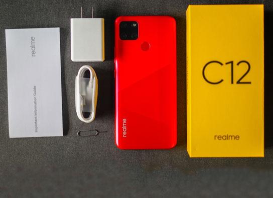 جهاز Realme c12